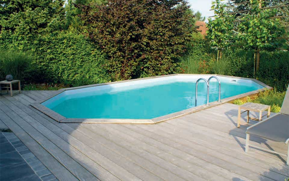 Outdoor home pool  Canadian Spa Hot Tubs Ireland Swim Spas Swimming Pools Gazebos NI
