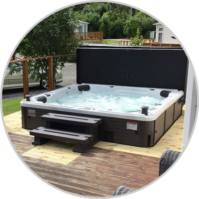 Hot Tub Repairs, Servicing & Chemicals