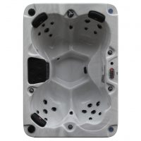 Calgary 24 Jet 4 Person Plug & Play Acrylic Spa