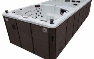 St. Lawrence 20' Duel Temperature Swim Spa