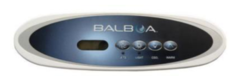Intuitive and simple Balboa digital control panel
