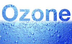 Ozone water care system