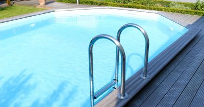 Octoo / Oblong Wooden Pool