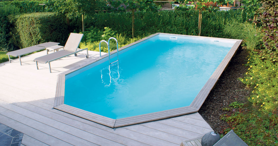 Rectoo Wooden Pool